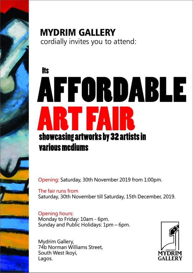 Affordable Art Fair (Nov/Dec) 2019