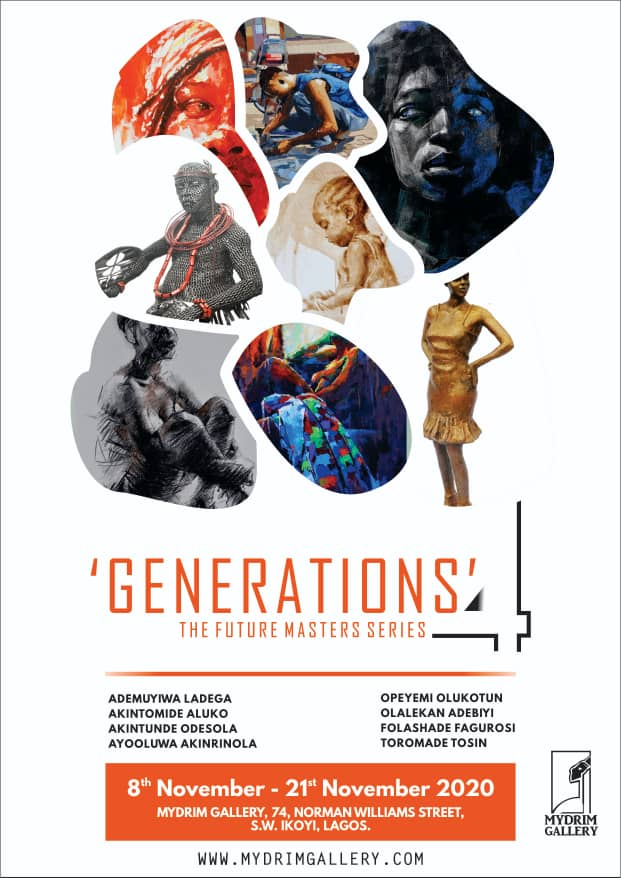Generations: The Future Masters Series 4